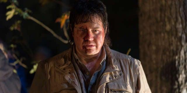 Walking Dead Season 7 Negan Kill Eugene