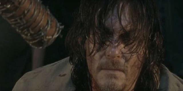Walking Dead Season 7 Negan Kills Daryl
