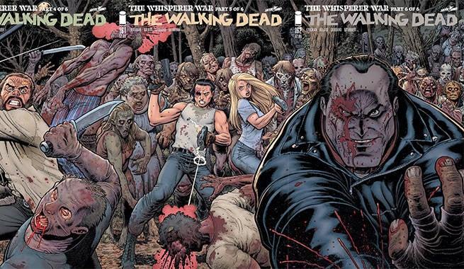 Whisperer The Walking Dead