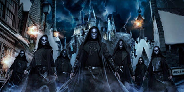 Wizard World HP Death Eaters