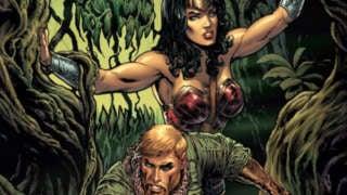Wonder Woman 5 Cover Header
