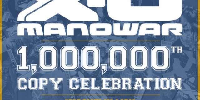 XO ONE MILLION header