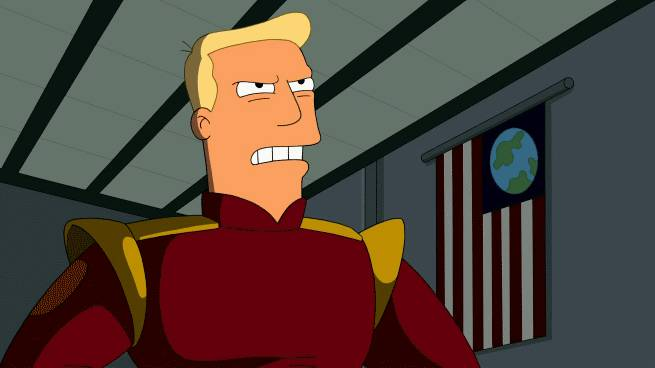 Futurama Quotes Fascinating Futurama Star Records Donald Trump Quotes In Zapp Brannigan Voice