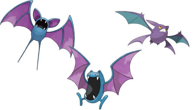 pokemon platinum how to get crobat