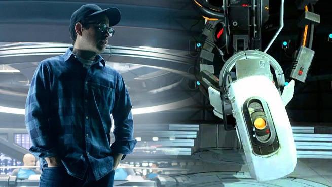 J.J. Abrams Teases Portal Movie News