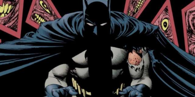 Alan Moore is Sick of Hates Batman