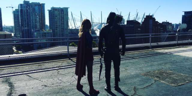 Arrow-Supergirl