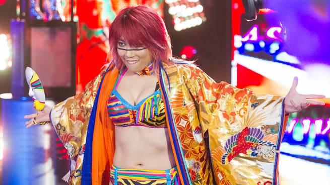 Asuka Breaks CM Punk's Championship Record