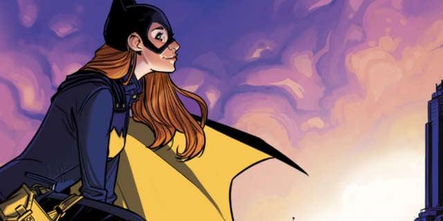 Batgirl Wildgoose Header