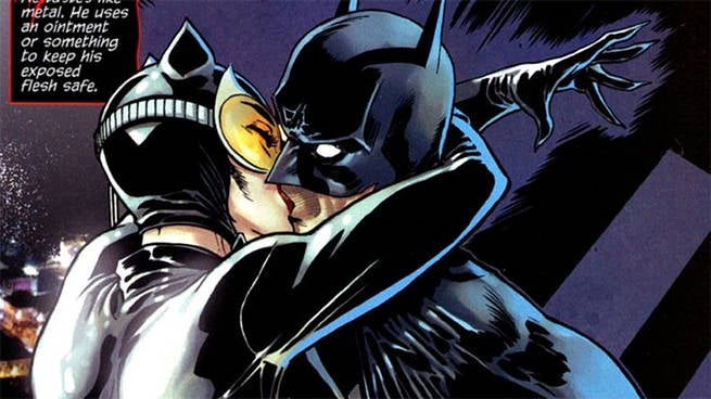 Sex stories of catwoman vs batgirl