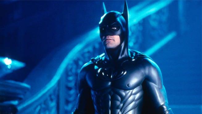 Batman And Robin Redone In Tim Burton Style