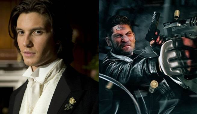 Netflix's The Punisher Casts Ben Barnes