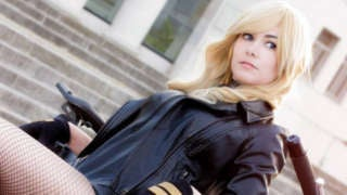 Black Canary Hini Tsubura Header