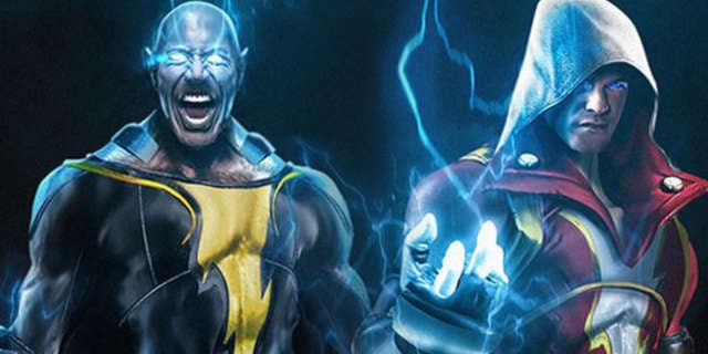 Here's What The Rock Could Look Like As Black Adam