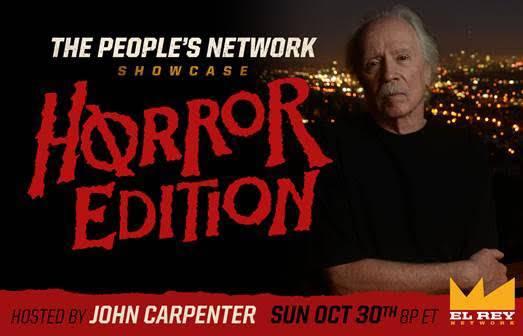 John Carpenter To Host Horror Showcase On El Rey