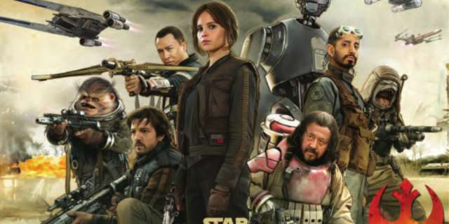 Cast Character Artwork Rogue One Star Wars Story