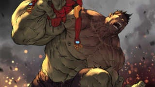 Civil War II Hulk