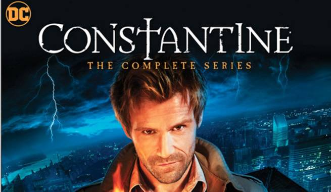 Constantine Blu-ray featured
