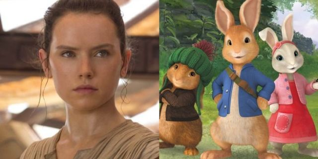 Daisy Ridley - Peter Rabbit