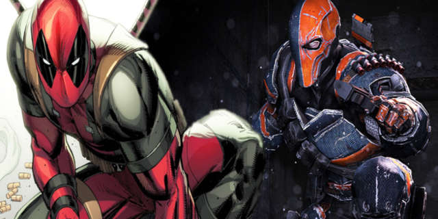 deadpool deathstroke