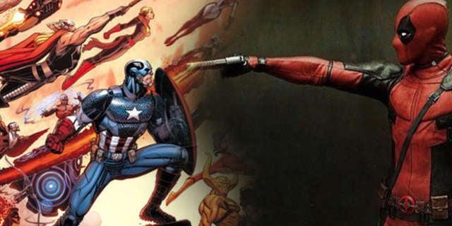 Deadpool vs Marvel