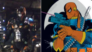 Deathstroke Comic Book vs DCEU version