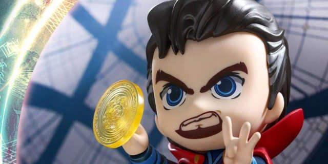 Doctor Strange CosBaby