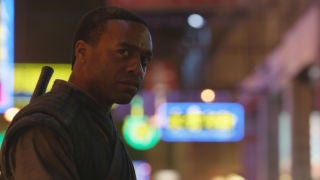 Doctor Strange Movie - Mordo (Chiwetel Ejiofor)