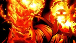 Doctor Strange Movie Dormammu