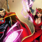 Doctor Strange vs. Scarlet Witch MCU