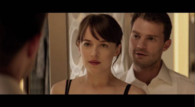 Fifty Shades Darker's Full Trailer Has Arrived, Multiple Partners Galore
