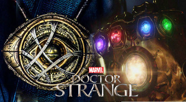 gauntlet eyeofagamotto doctor strange infinity stone
