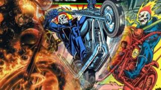 Ghost Rider Bikes Header