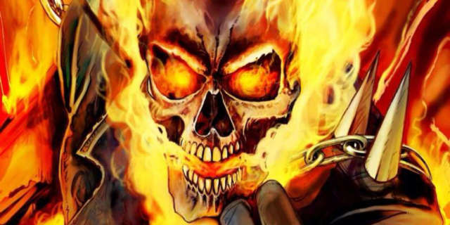 Ghost Rider Penance Stare