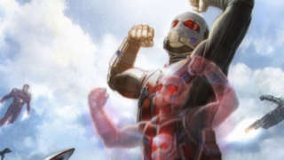 Giant Man Civil War