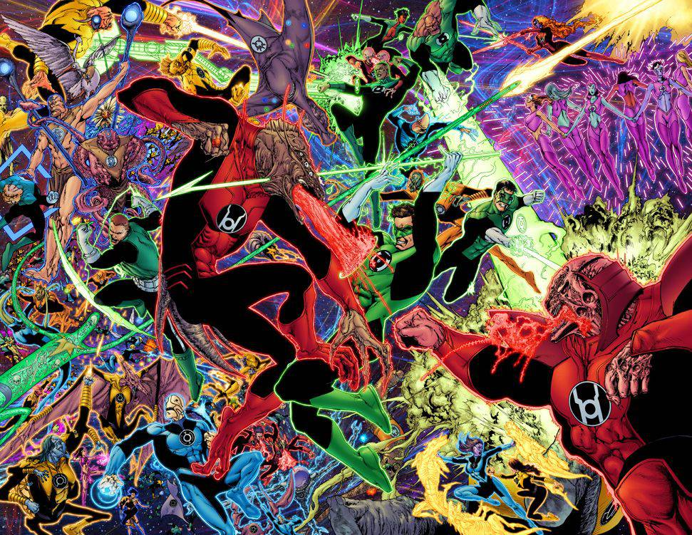 5 villains we want to see in the green lantern corps movie. Black Bedroom Furniture Sets. Home Design Ideas