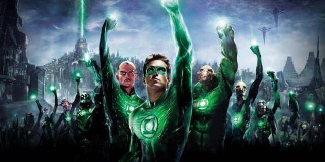 Green Lantern Worst Comic Book Movies