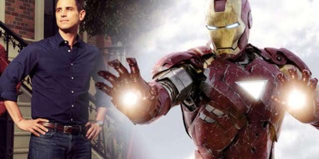 Greg Berlanti Iron Man