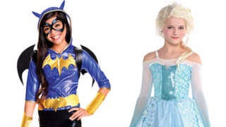 Hero Princess Costumes Header