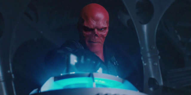 Hugo Weaving Red Skull Avengers Infinity War