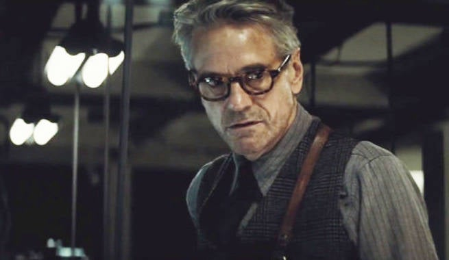 Jeremy Irons Talks Justice League And Alfred