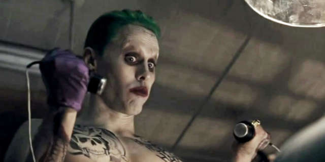 Jared Leto Joker in DCEU