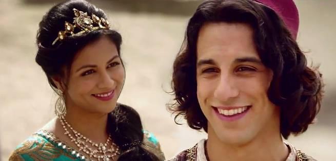 Once Upon a Time Season 6 Promo: Aladdin & Jasmine Enter A Whole New World
