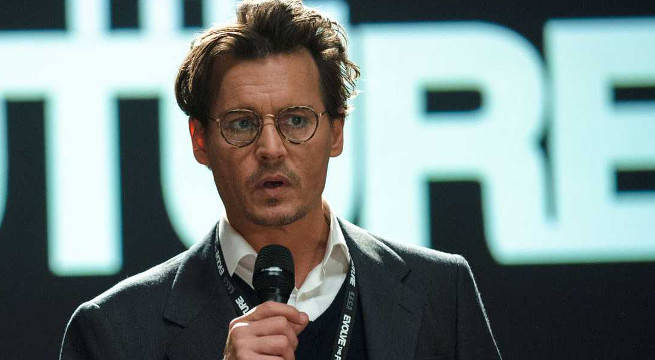 Johnny Depp To Star In Tupac And Biggie Murder Mystery Movie