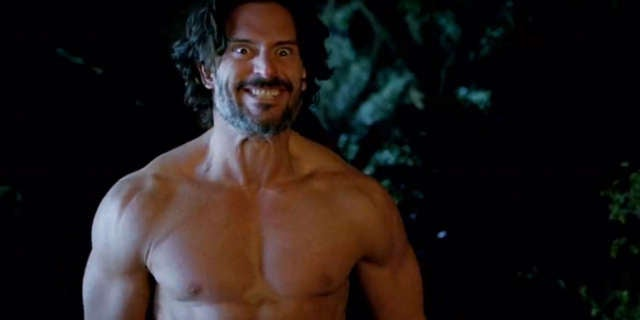 Joe Manganiello True Blood