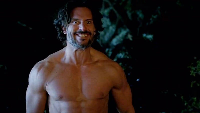 Joe Manganiello Shares First Look At His Costume In Rampage