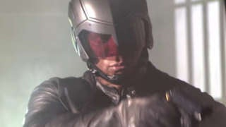 John Diggle Helmet 2