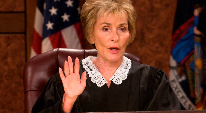 Judge Judy Just Sold Her Show Archive for $95 Million