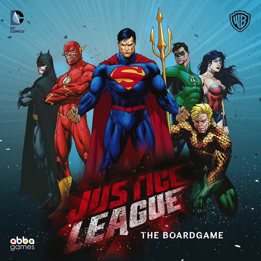 Image Gallery Justice League Announcement
