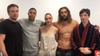 justice league cast charity